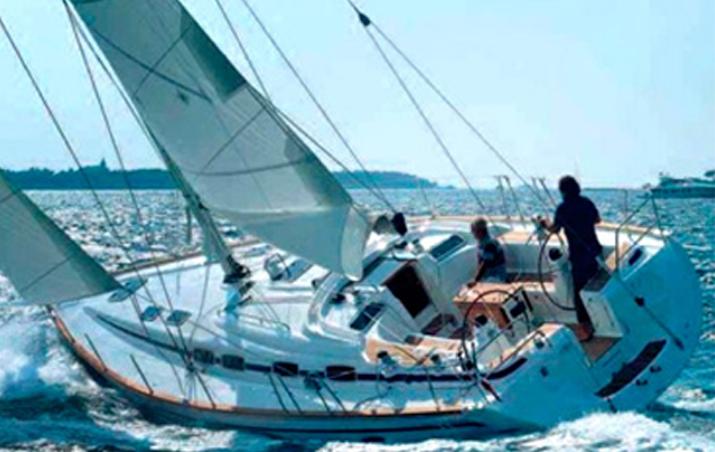 Alquiler de veleros ibiza Bavaria 46