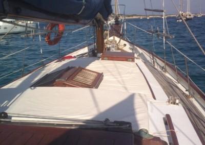 Alquiler velero Ibiza Formosa 41