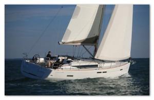 Sun Odyssey 439 alquiler veleros ibiza