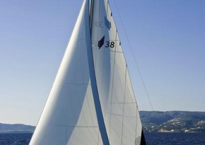 alquiler veleros en ibiza bavaria 38