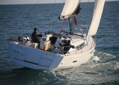 Alquiler veleros Ibiza Jeanneau Sun Odyssey 439