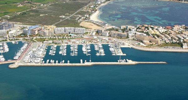 alquiler veleros ibiza Marina-Botafoch