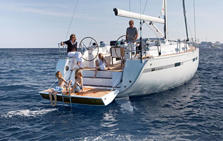 Alquiler de veleros ibiza Bavaria 45