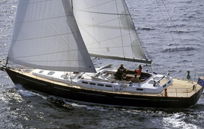 Alquiler de veleros ibiza Beneteau 57