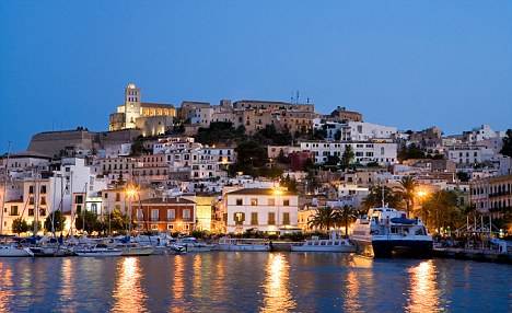 AA3KWH Harbour Ibiza Town Ibiza Balearic Islands Spain