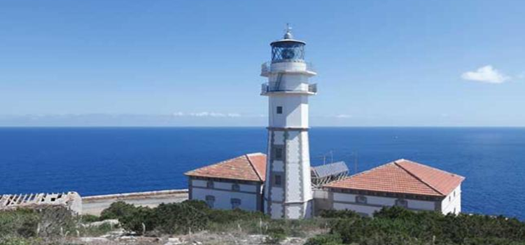 faro de coves blanques