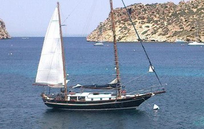 Alquiler de veleros ibiza Formosa 41