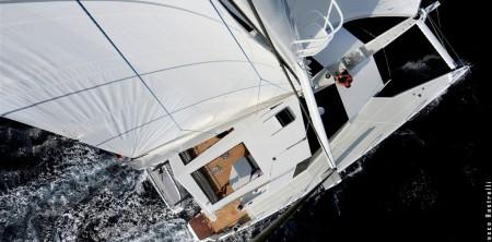Un Catamarán de Lujo en Ibiza   Diamante 555   Luxury Catamaran