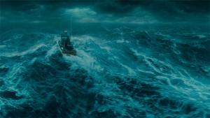 la tormenta perfecta vista mar