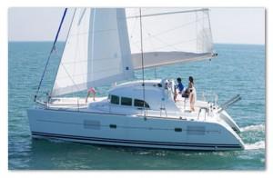 lagoon 380 alquiler catamaranes ibiza