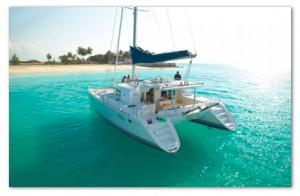 Alquiler catamaranes ibiza lagoon 440