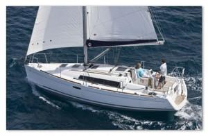 oceanis 31 alquiler veleros ibiza