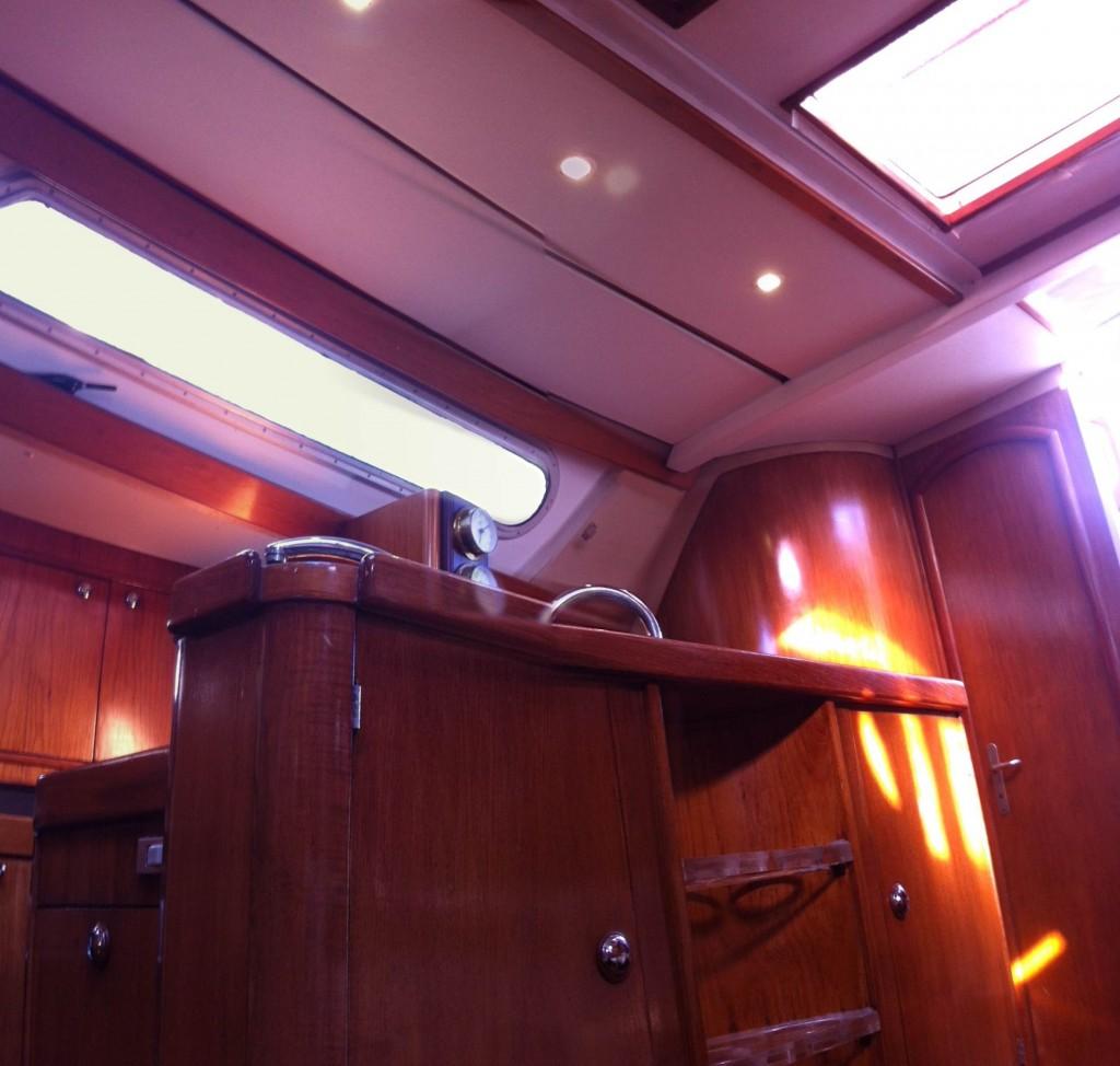 alquiler velero ibiza Jeanneau Sun Odyssey 51