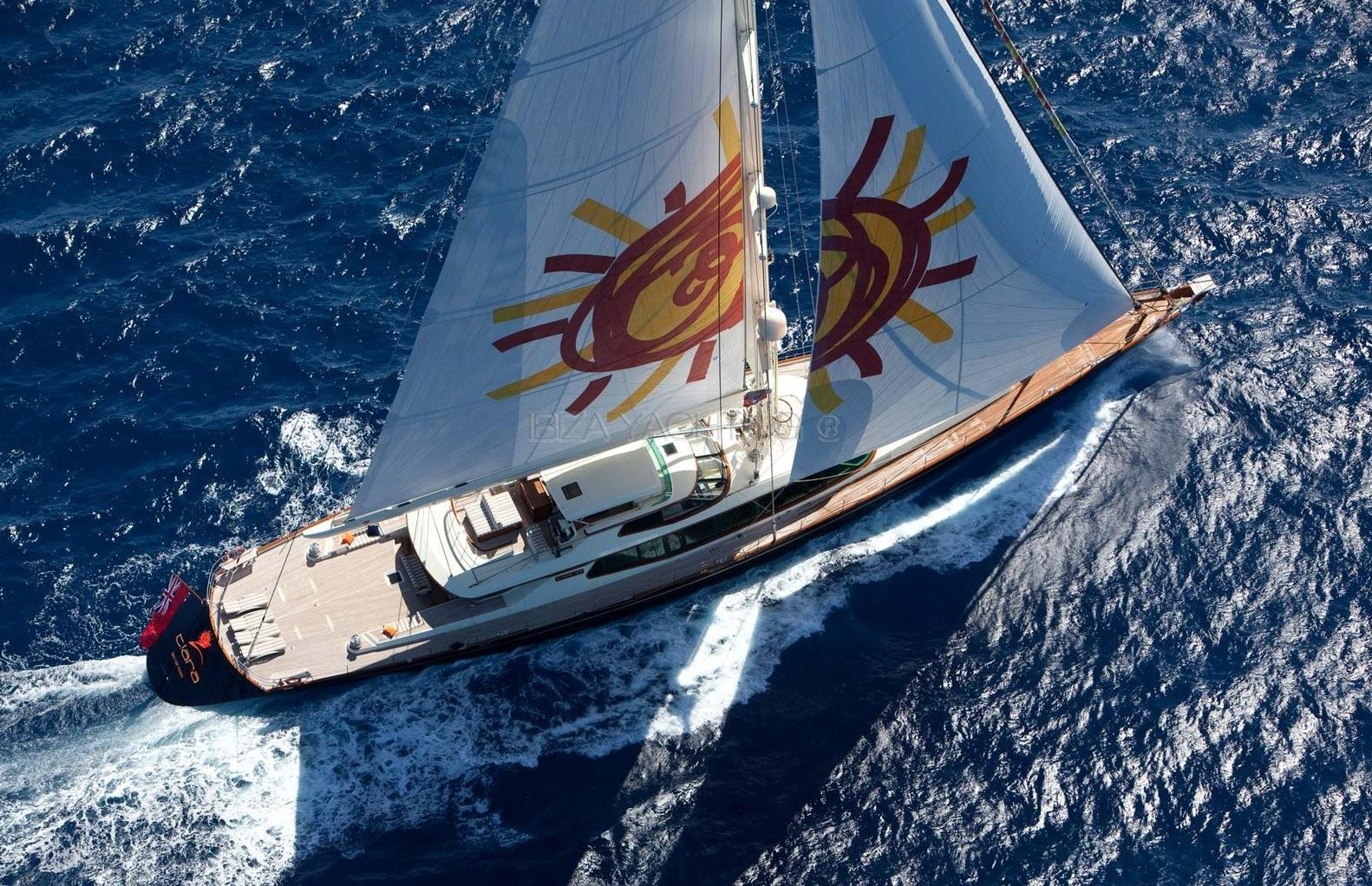 velero tiara Ibiza 2