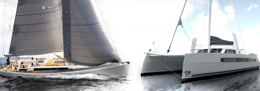 Diferentes cualidades del Catamarán del Velero ¿CON CUAL TE QUEDAS?
