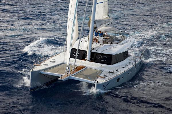 Alquiler de catamaranes Ibiza Victoria 67