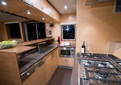 Alquiler de catamaran Sunreef 62