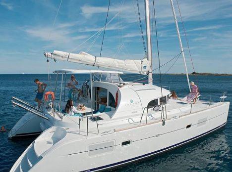 Alquiler de Catamaranes Ibiza Lagoon 380