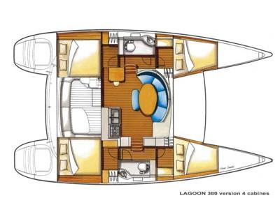 alquiler velero ibiza lagoon 38 6