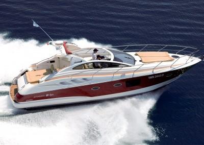alquiler veleros ibiza Astondoa 40 1