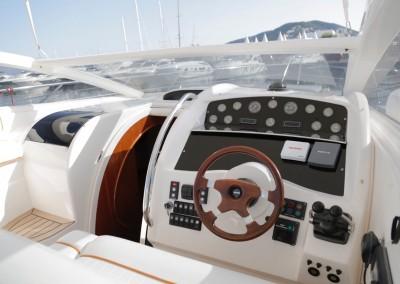 alquiler veleros ibiza Astondoa 40 2