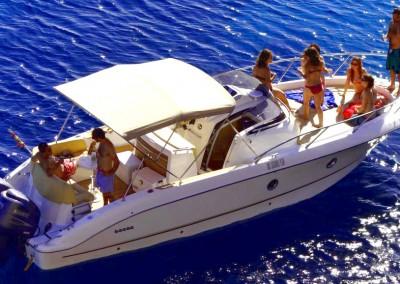alquiler veleros ibiza Key Largo 1