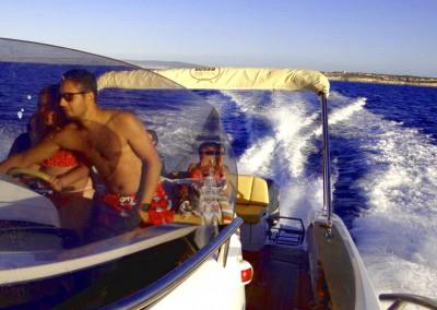 alquiler veleros ibiza Key Largo 11