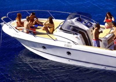 alquiler veleros ibiza Key Largo 2