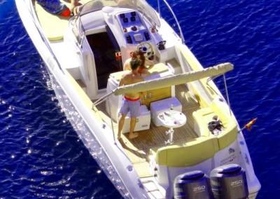 alquiler veleros ibiza Key Largo 3