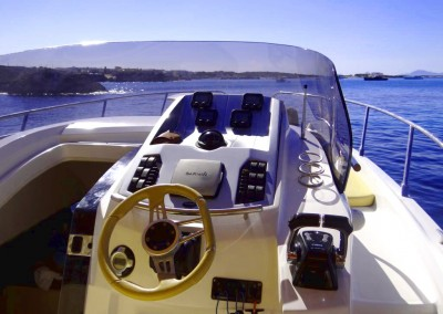 alquiler veleros ibiza Key Largo 4