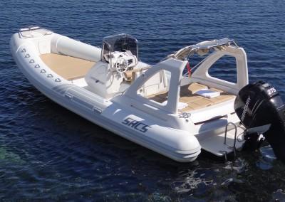 alquiler veleros ibiza Sacs Dream11