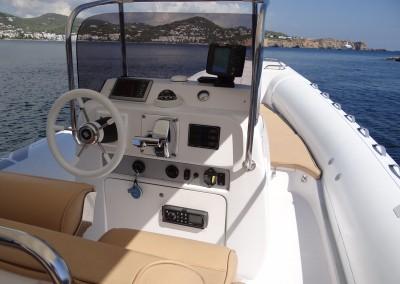 alquiler veleros ibiza Sacs Dream2