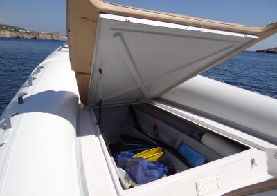 alquiler veleros ibiza Sacs Dream5