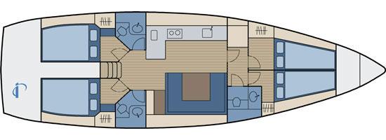 alquiler veleros ibiza bavaria 45 layot2