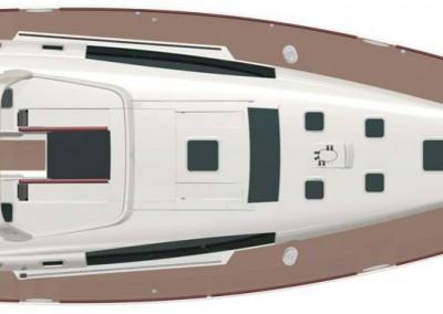 alquiler veleros ibiza oceanis 43