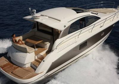 alquiler veleros ibiza prestige 440 sport 1