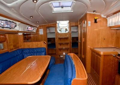 Alquiler velero Ibiza Bavaria 46