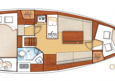 oceanis-31-ibiza-layout