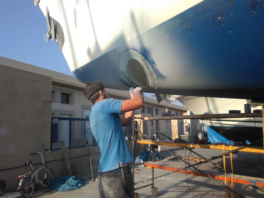 alquiler veleros ibiza helice de proa 11