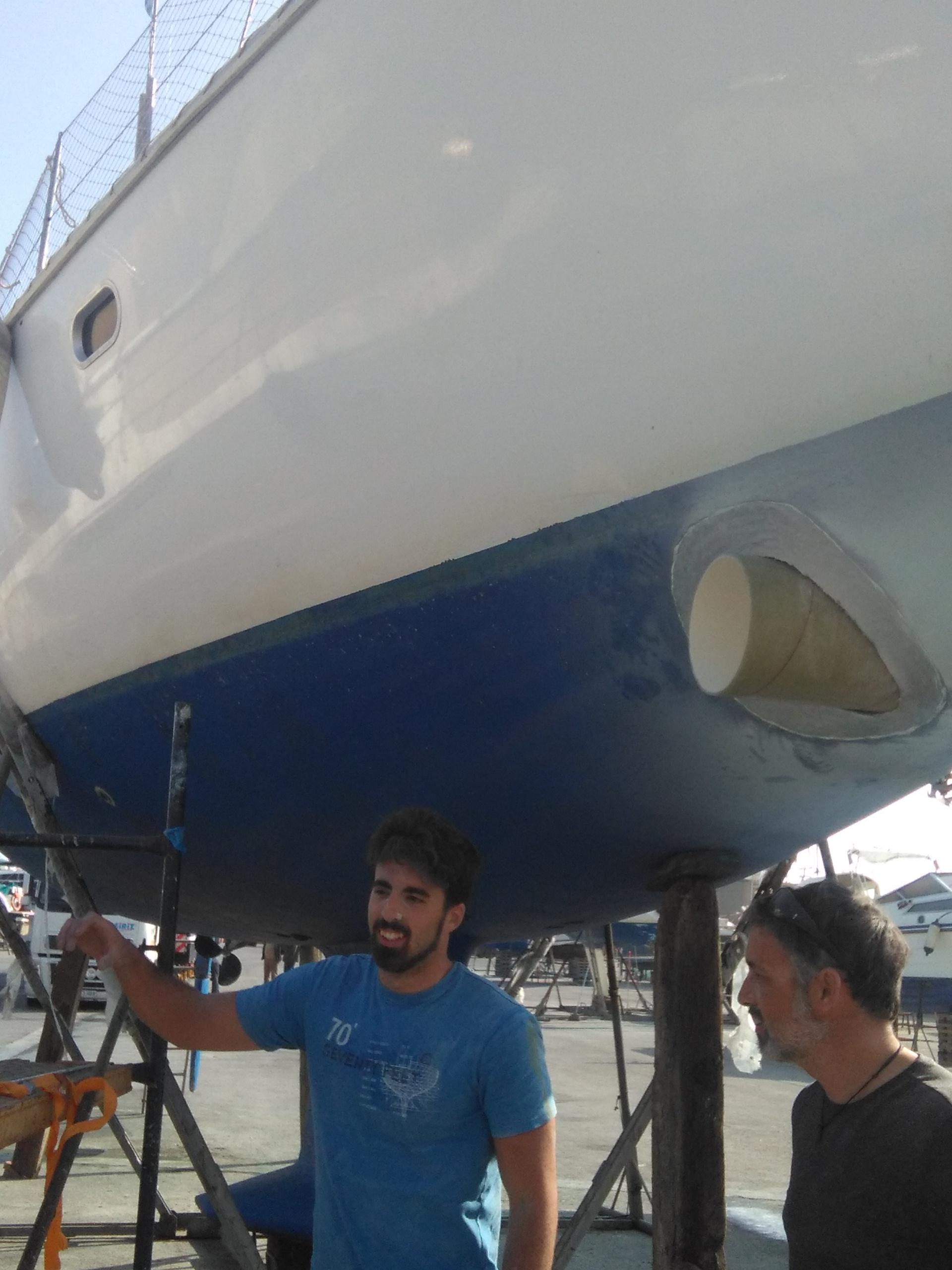 alquiler veleros ibiza helice de proa 3