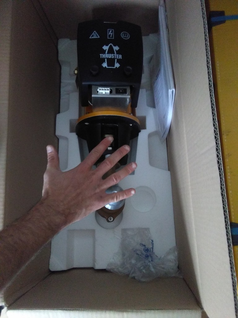 alquiler veleros ibiza helice de proa