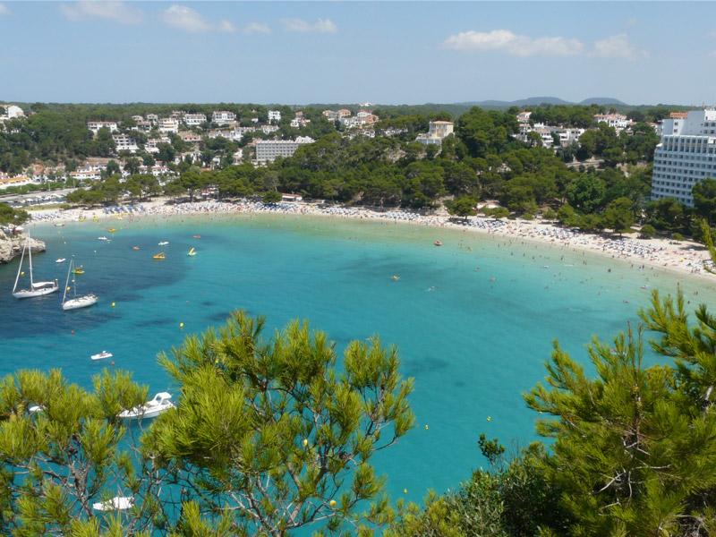 cala-galdana-Alquiler-de-veleros-Menorca