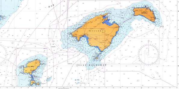 carta nautica baleares jpg
