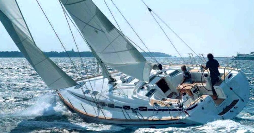BAVARIA 46 ext alquiler veleros Ibiza alquiler catamaranes alquiler yates