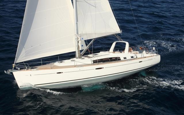 alquiler veleros Oceanis 50