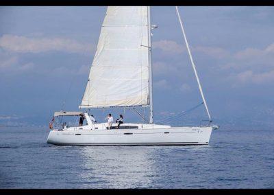 veleros en Ibiza cyclades 50