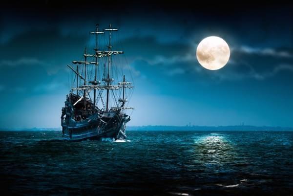 Barcos fantasmas más famosos de la Historia