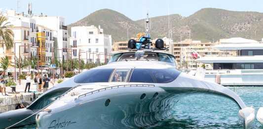 El-'Adastra' Alquiler de barcos Ibiza Formentera Veleros Catamaranes Yates Motoras