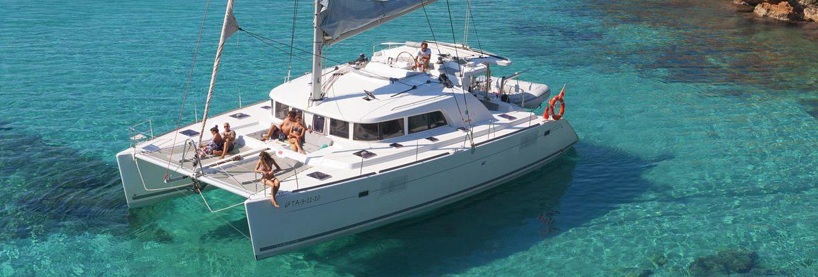 Alquiler de barcos Ibiza y Formentera Veleros Catamaranes Yates Motoras