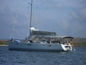 hanse-54 velero